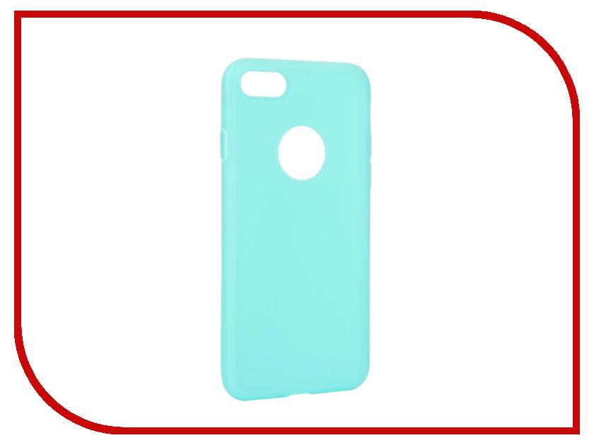 Аксессуар Чехол Apres Slim Protective Back Case Cover для APPLE iPhone 7 Mint Green<br>