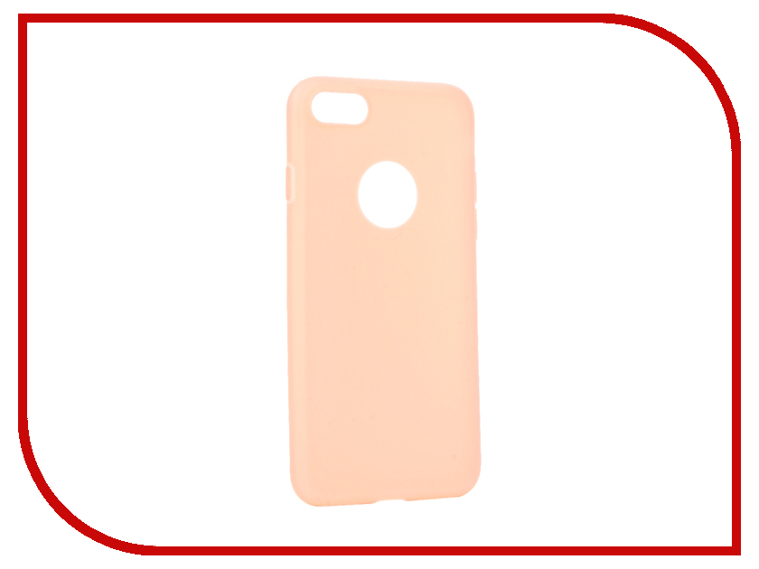Аксессуар Чехол Apres Slim Protective Back Case Cover для APPLE iPhone 7 Pink<br>