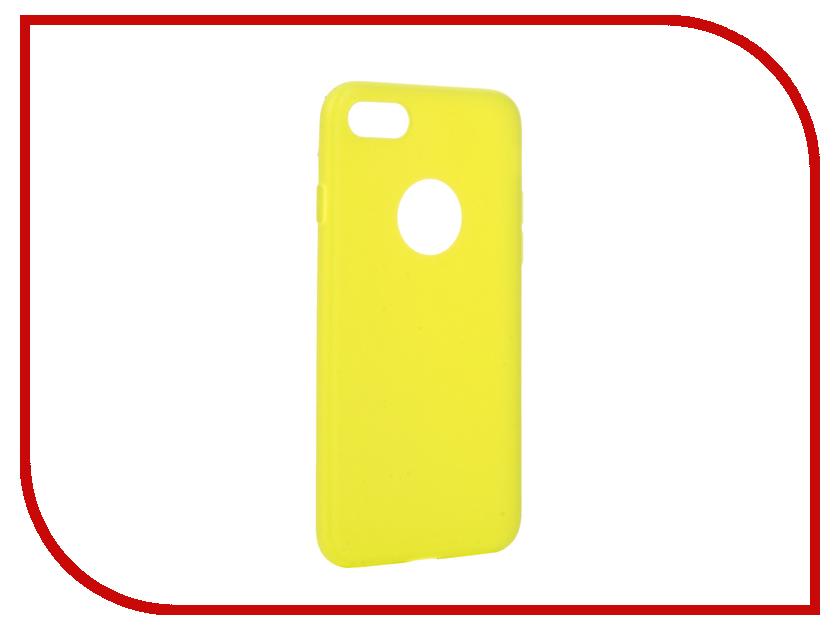 Аксессуар Чехол Apres Slim Protective Back Case Cover для APPLE iPhone 7 Green<br>