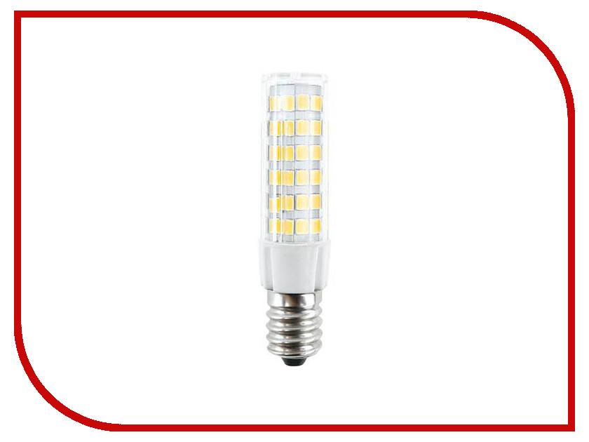 Лампочка Ecola T25 LED Micro 5.5W E14 4000K B4TV55ELC лампочка ecola globe led e14 7w g45 220v 4000k k4lv70elc