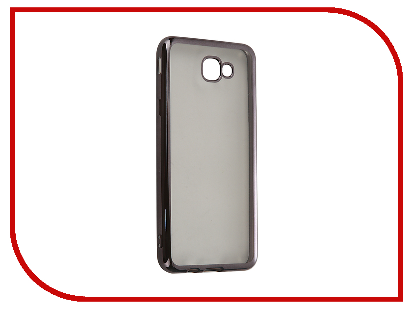 Аксессуар Чехол Samsung Galaxy J5 Prime / On5 (2016) DF sCase-37 Black