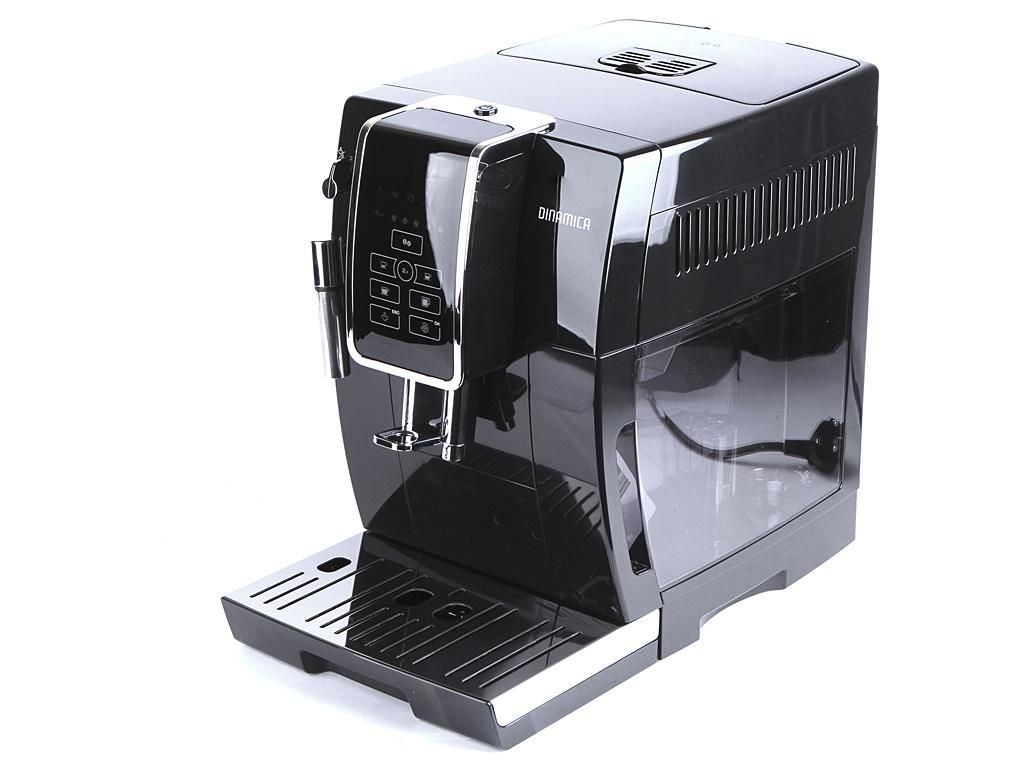 Кофемашина DeLonghi Dinamica ECAM 350.15.B кофемашина delonghi ecam 22 114 b magnifica s