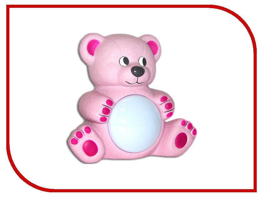 Светильник Maman Мишутка 20408 Pink