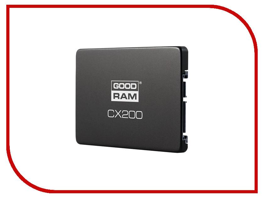 Жесткий диск 240Gb - GoodRAM SSDPR-CX200-240<br>
