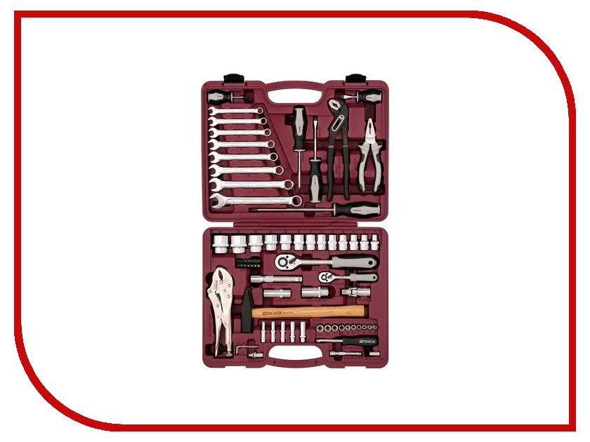 Набор инструмента Thorvik UTS0072 пневмоинструмент thorvik aag0410