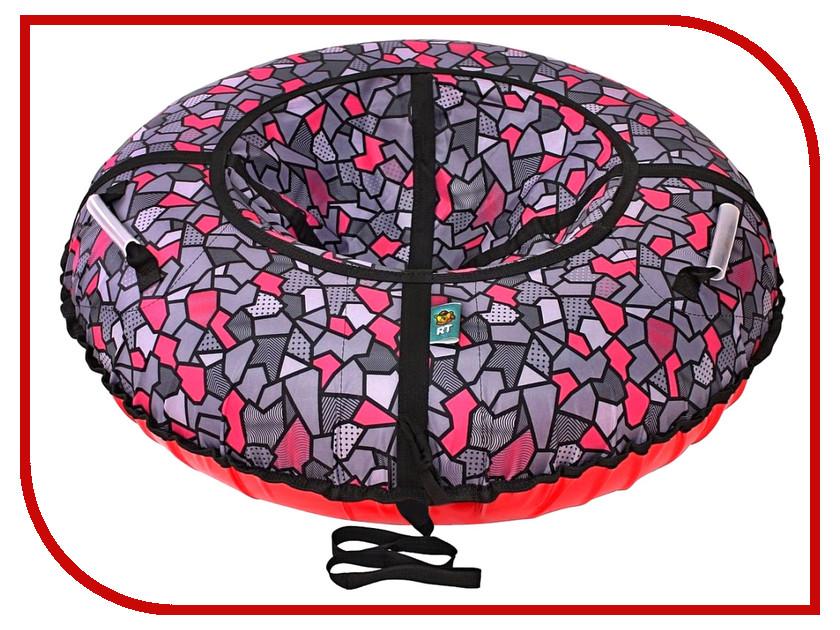 Тюбинг RT Пазлы диаметр 118см Pink<br>
