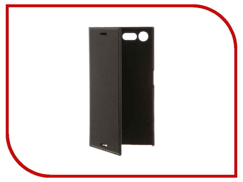 Аксессуар Чехол Sony Xperia X Compact BROSCO PU Black XC-BOOK-BLACK аксессуар чехол htc u ultra brosco black htc uu book black
