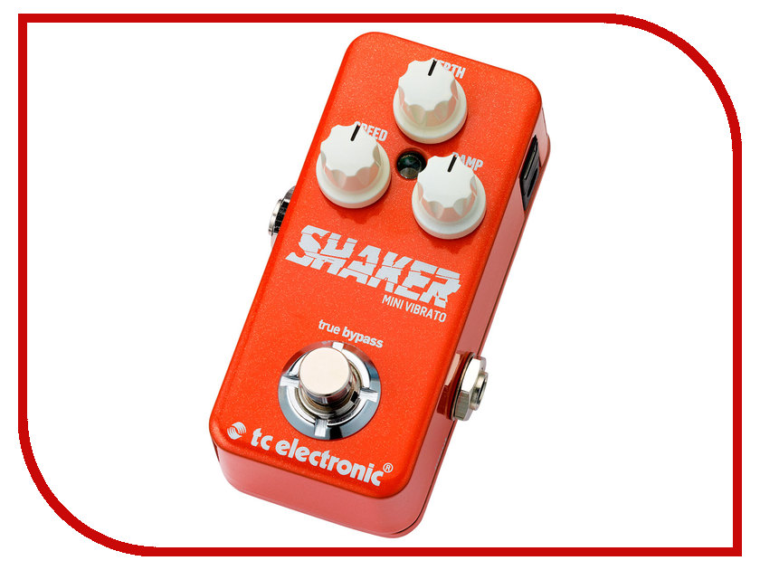 Педаль TC Electronic Shaker Mini tc electronic bh550