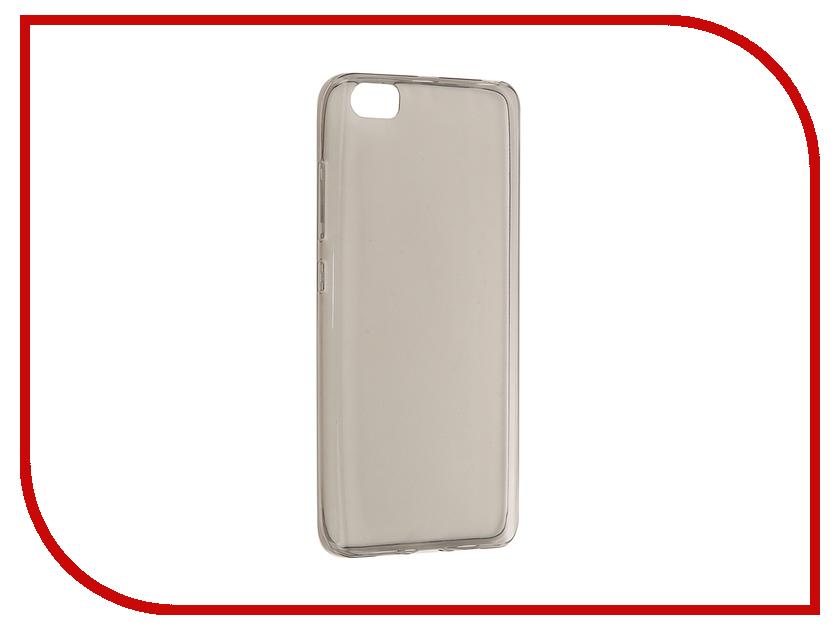 Аксессуар Чехол Xiaomi Mi5 BROSCO Black XM-Mi5-TPU-BLACK<br>