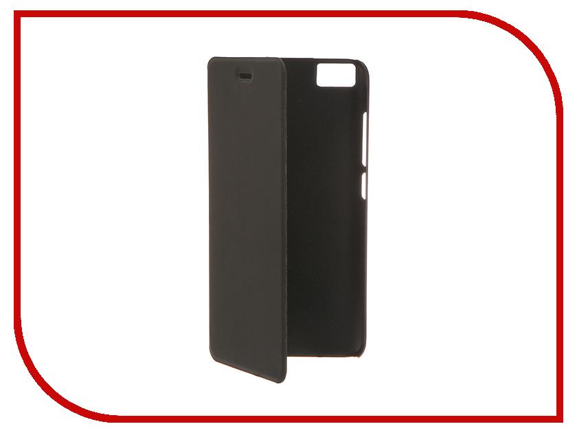 Аксессуар Чехол Xiaomi Mi5 BROSCO Black XM-MI5-BOOK-BLACK аксессуар чехол htc u ultra brosco black htc uu book black