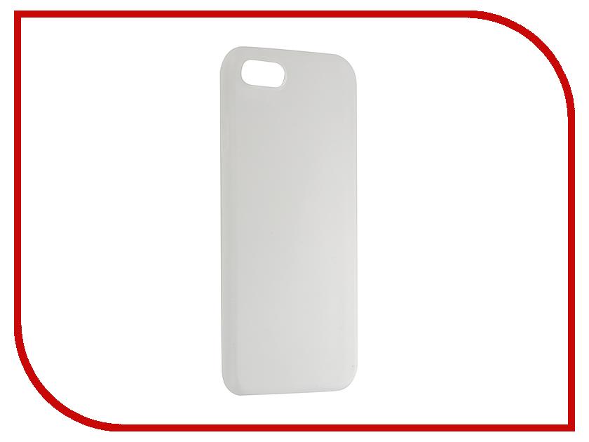 Аксессуар Чехол Spigen SGP AirSkin для APPLE iPhone 7 Transparent Mat 042CS20487<br>
