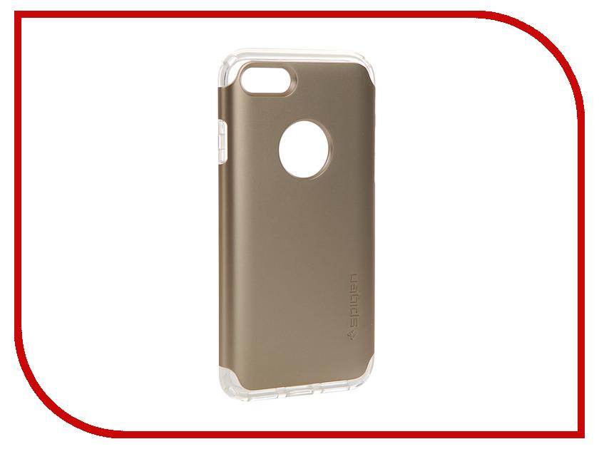 Аксессуар Чехол SGP Hybrid Armor для APPLE iPhone 7 Gold 042CS20695<br>