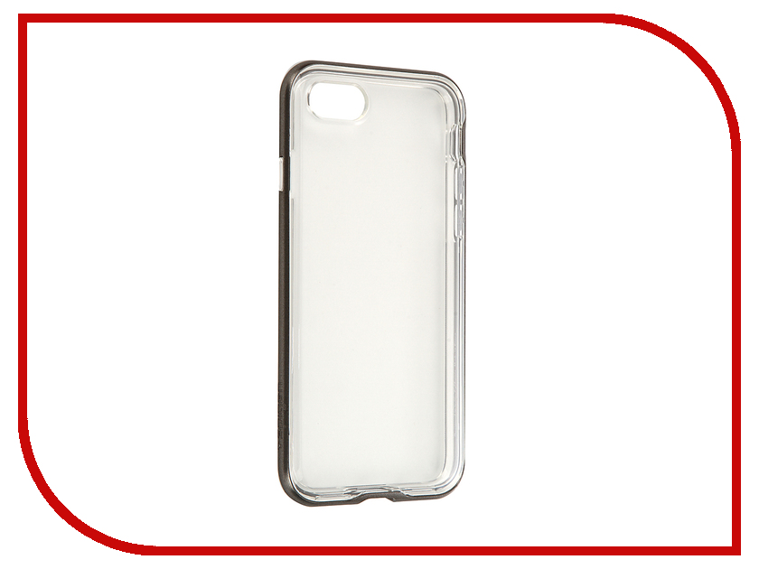 Аксессуар Чехол Spigen SGP Neo Hybrid Armor Crystal для APPLE iPhone 7 Steel 042CS20522 чехол накладка 580077 iphone 6 6s 4 7 lims sgp spigen стиль 3
