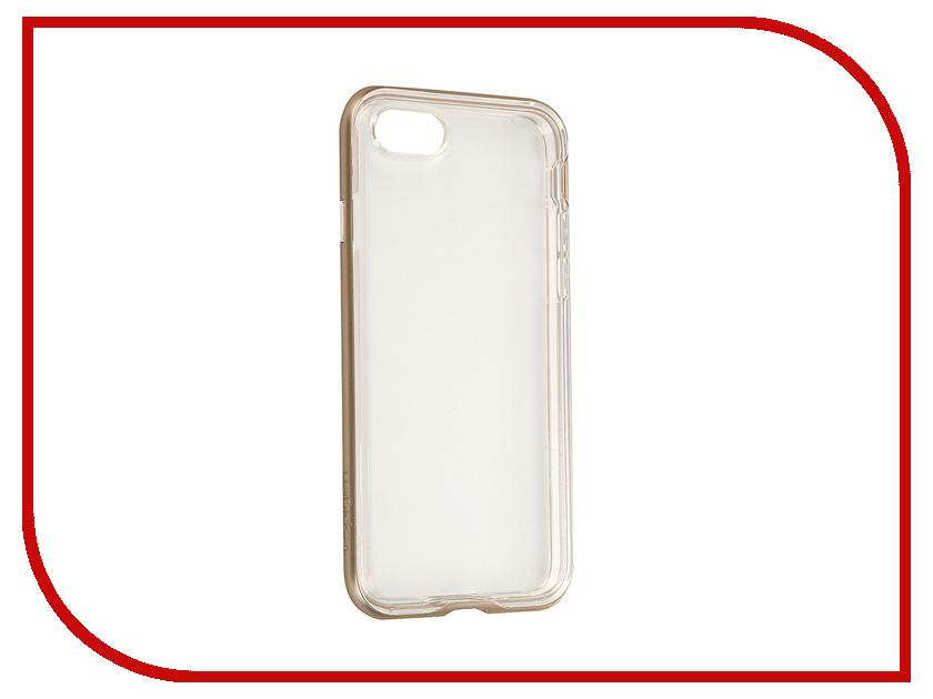 Аксессуар Чехол Spigen SGP Neo Hybrid Armor Crystal для APPLE iPhone 7 Gold 042CS20521 чехол накладка iphone 6 6s 4 7 lims sgp spigen стиль 4 580078