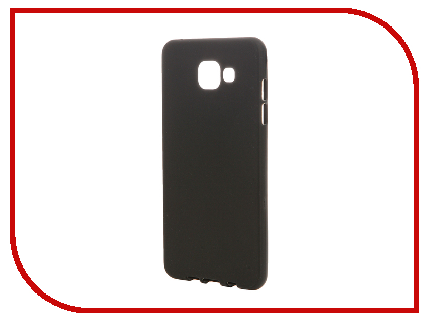 Аксессуар Чехол Samsung Galaxy A5 (2016) TFN TPU Black TFN-CC-05-010TPUBK<br>