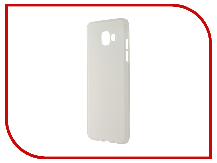Аксессуар Чехол Samsung Galaxy A5 (2016) TFN TPU Mate TFN-CC-05-010TPUCL<br>