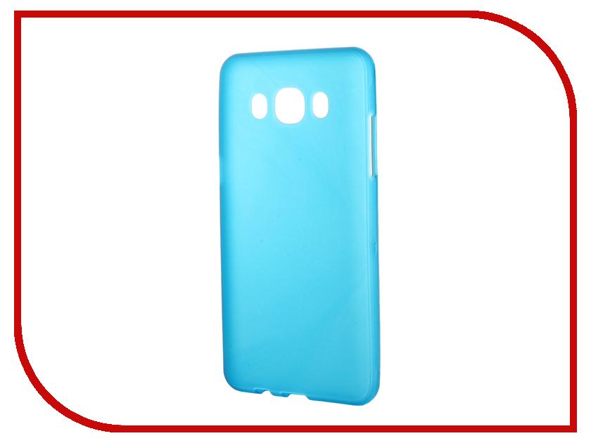 Аксессуар Чехол Samsung Galaxy J5 2016 TFN TPU Blue TFN-CC-05-013TPULB<br>