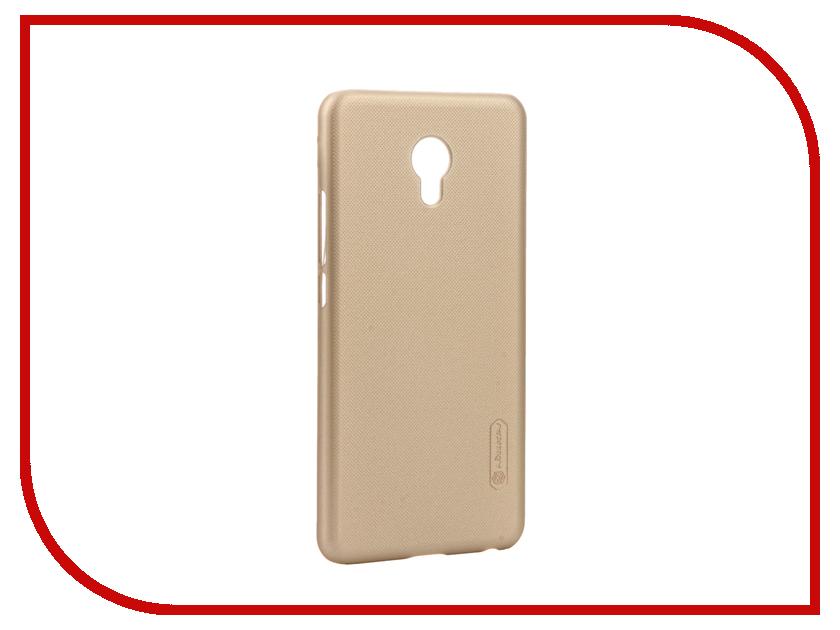 Аксессуар Чехол Meizu MX6 Nillkin BackCover Gold NLK-874004Y0740<br>