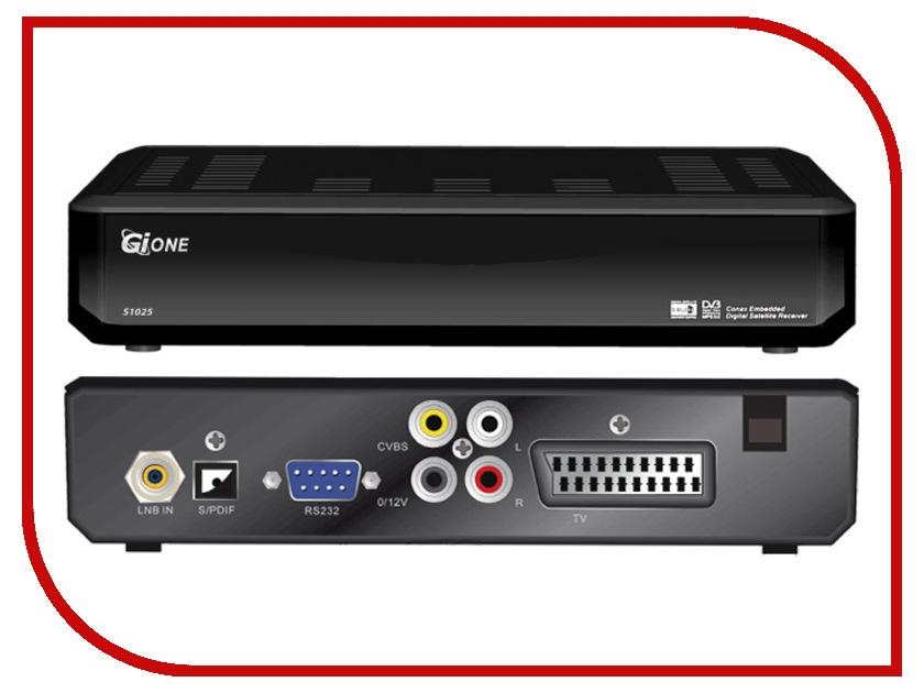 Комплект спутникового телевидения Galaxy Innovations S1025 00-00000094<br>