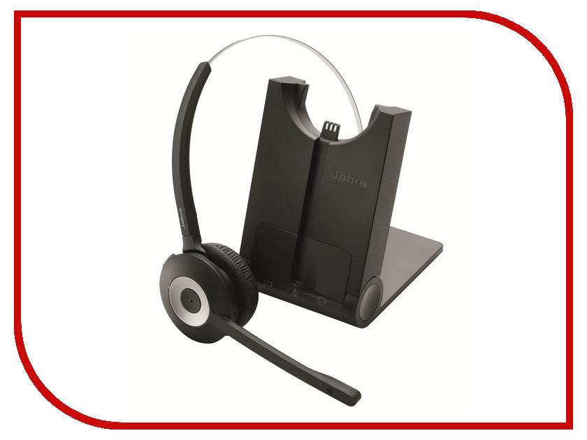 Гарнитура Jabra Pro 935 MS Mono Bluetooth 935-15-503-201 bluetooth гарнитура jabra motion uc ms 6630 900 301 серый 6630 900 301