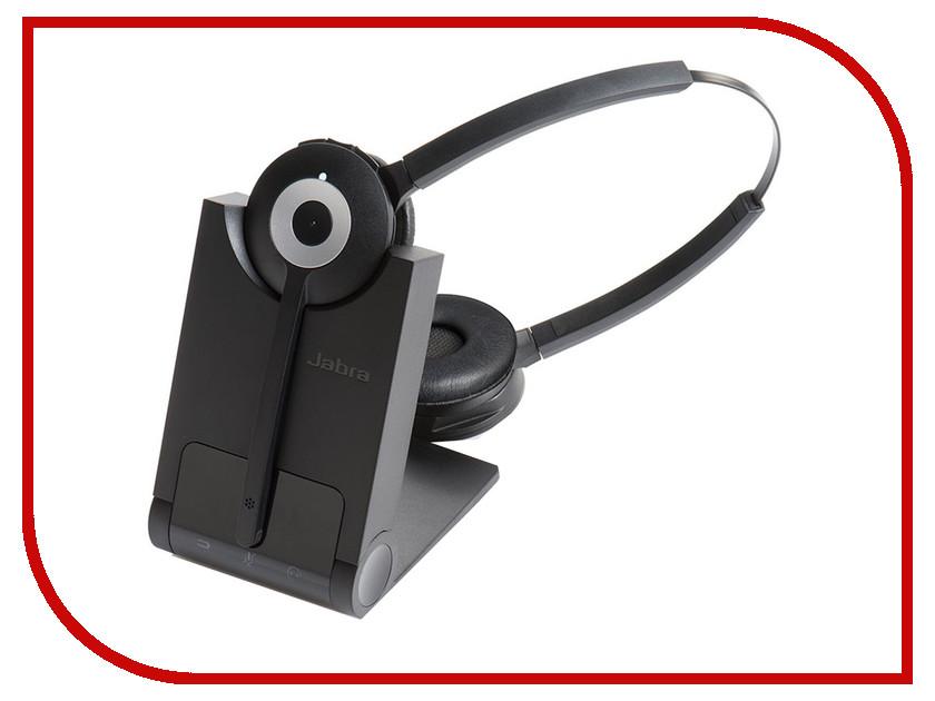 Гарнитура Jabra Pro 930 Duo MS EMEA DECT 930-29-503-101<br>