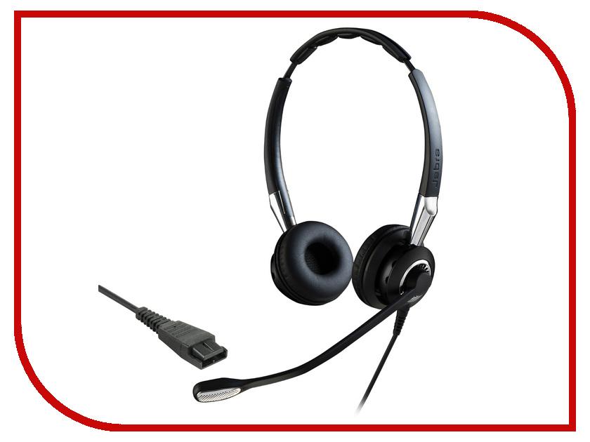 Гарнитура Jabra BIZ 2400 II Duo 2409-820-204<br>