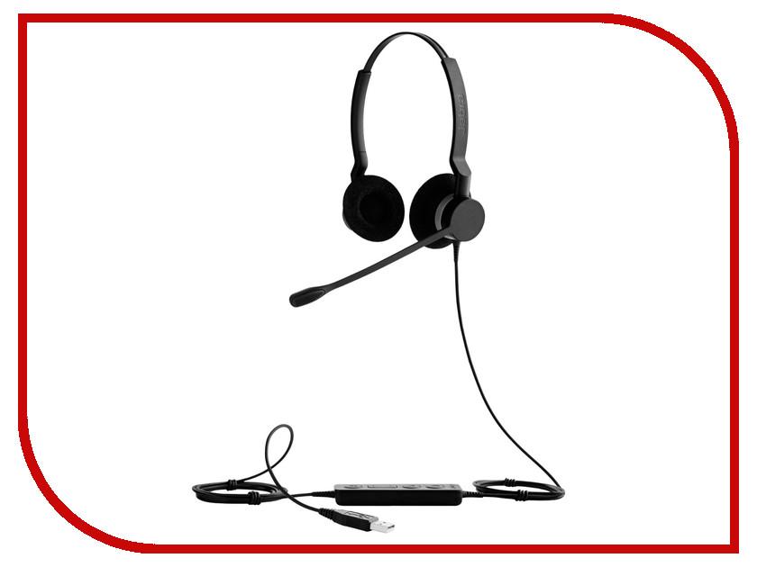 Гарнитура Jabra BIZ 2300 Duo USB 2399-829-109<br>
