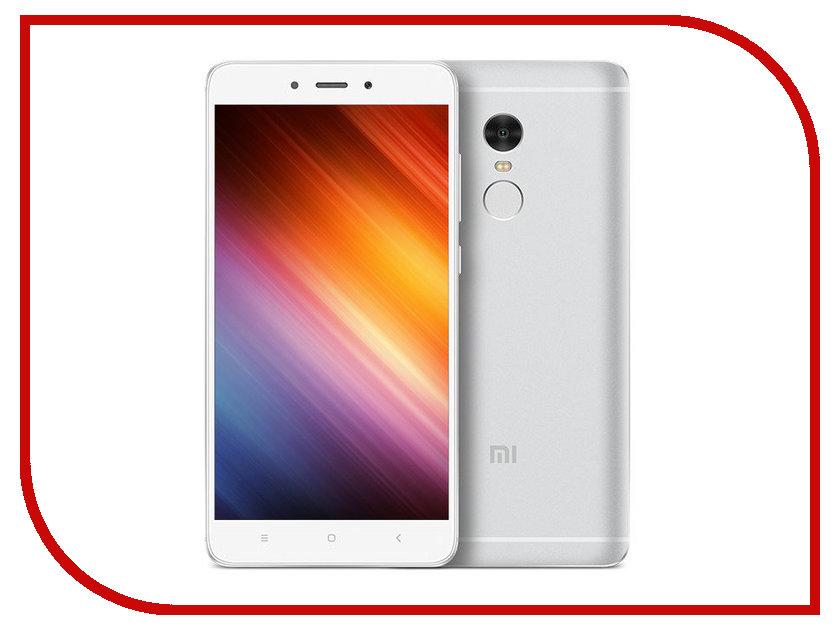 Сотовый телефон Xiaomi Redmi Note 4 64Gb Silver<br>