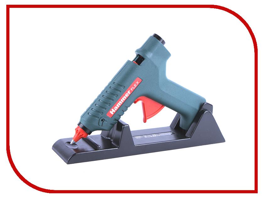 Термоклеевой пистолет Hammer Flex GN-06 бензопила hammer flex bpl 2512 b