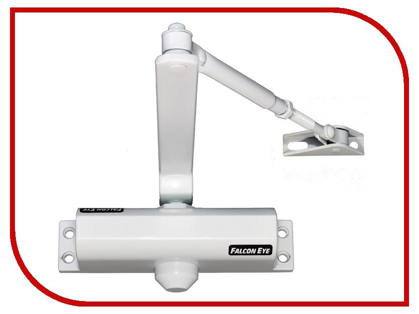 Доводчик дверной Falcon Eye FE-B2W 25-45kg White цена и фото