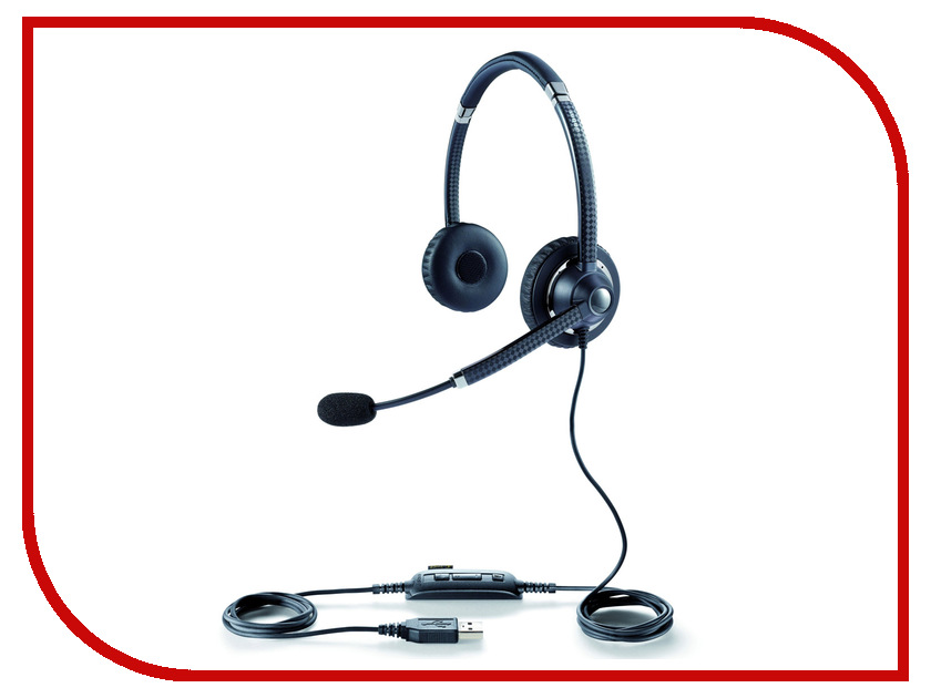 Jabra UC Voice 750 Duo USB NC WB DARK 7599-829-409 гарнитура jabra uc voice 150 ms duo 1599 823 109