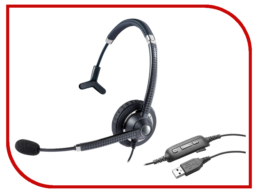 Гарнитура Jabra UC Voice 750 MS Mono