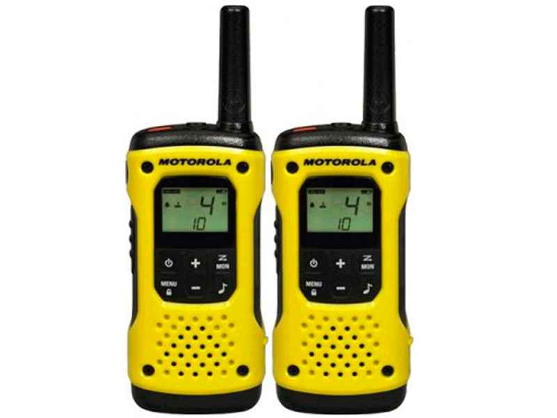 Рация Motorola TLKR-T92 motorola tlkr t41 розовый