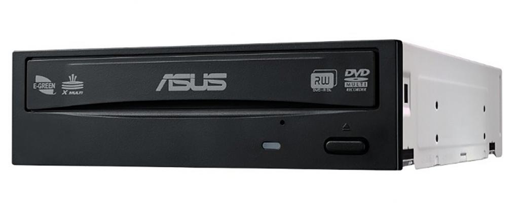 Фото - Привод ASUS DRW-24D5MT/BLK/G/AS оптический привод dvd rw asus drw 24d5mt blk b gen no asus logo внутренний sata черный oem