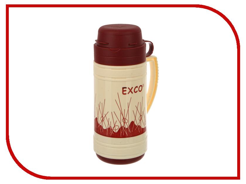 Термос EXCO EN050 500ml Beige-Red