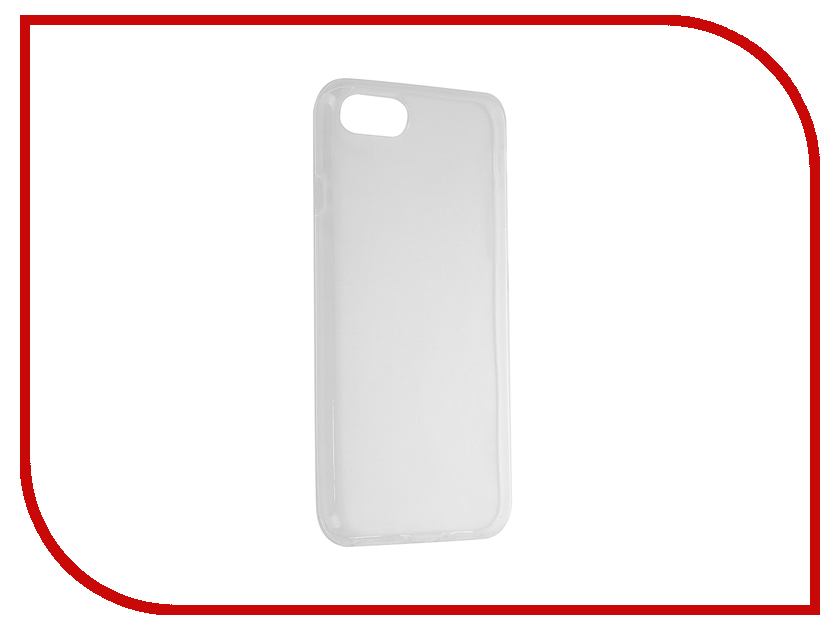 Аксессуар Чехол Partner для iPhone 7 Transparent ПР036637<br>