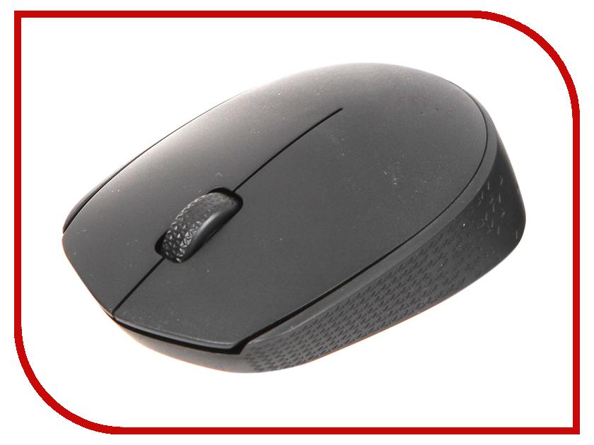 Мышь беспроводная Logitech B170 Black OEM 910-004798