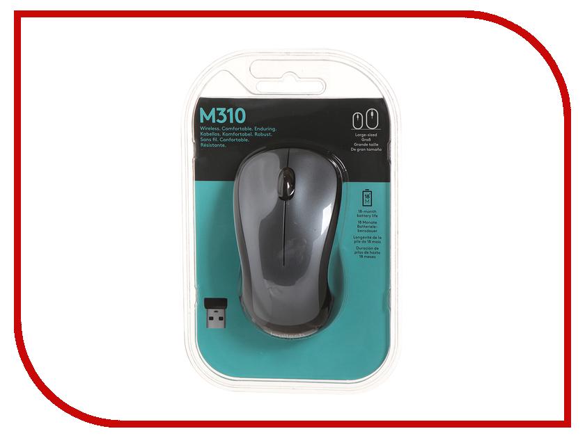все цены на Мышь Logitech M310 Silver 910-003986 онлайн
