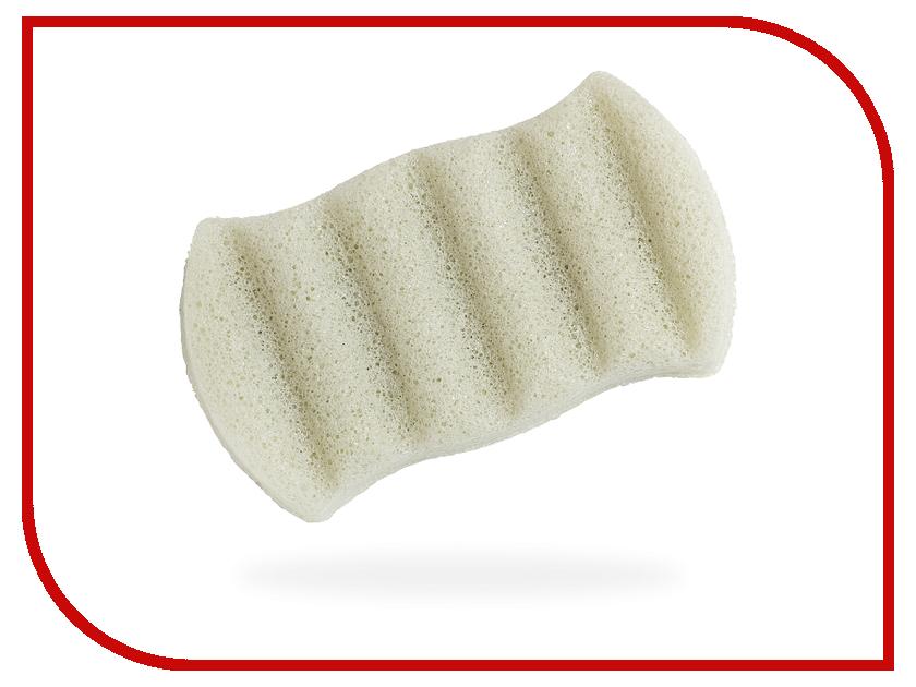 Средство для ухода за телом The Konjac Sponge Company Premium 6 волн с зеленой глиной<br>