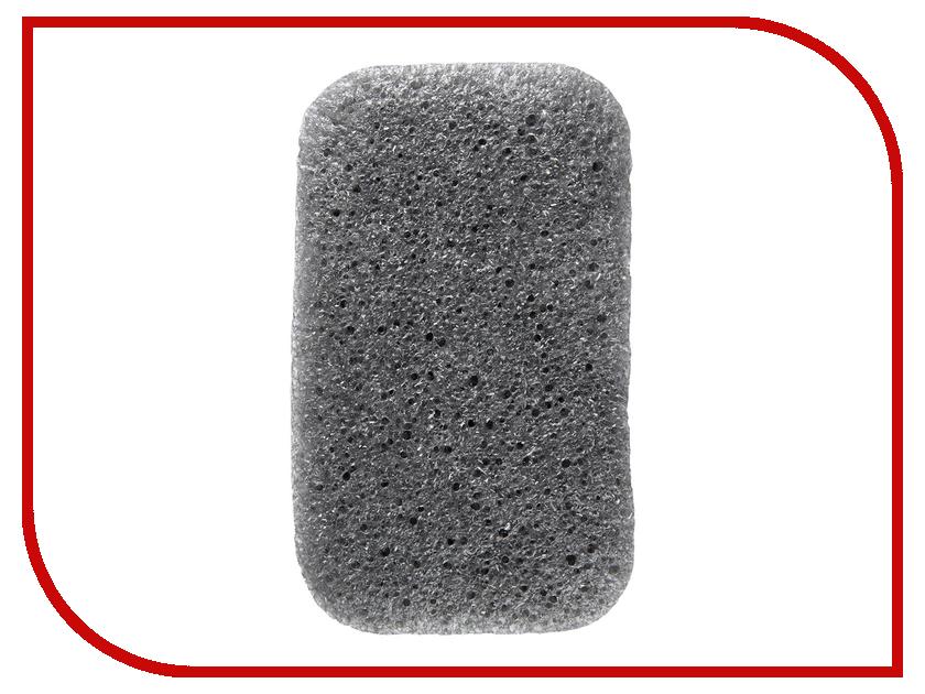 Средство для ухода за телом The Konjac Sponge Company Premium + Люфа с углем<br>
