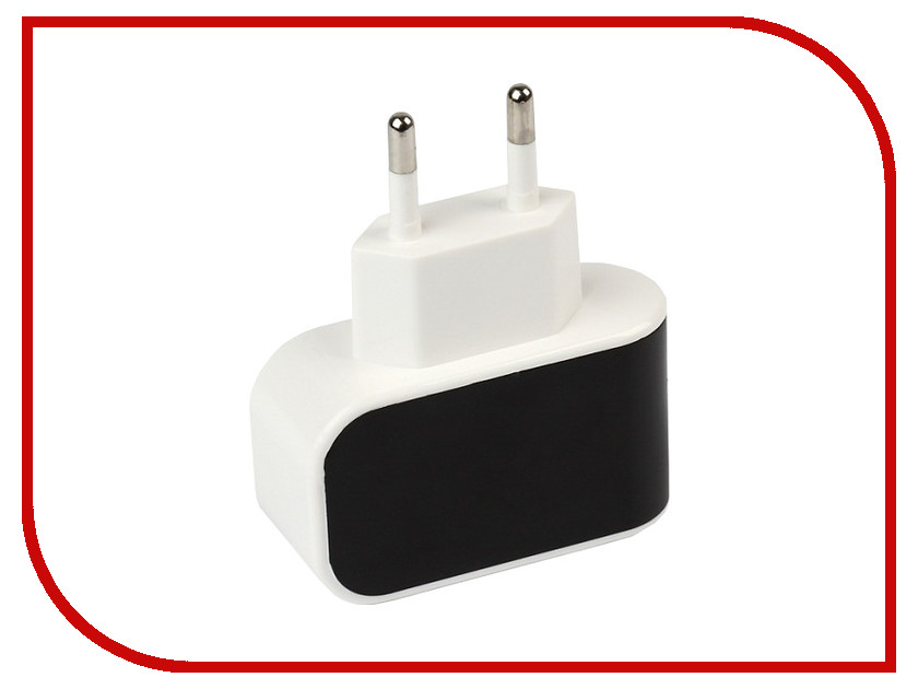 Зарядное устройство SmartBuy Color Charge Combo USB Black SBP-8060<br>