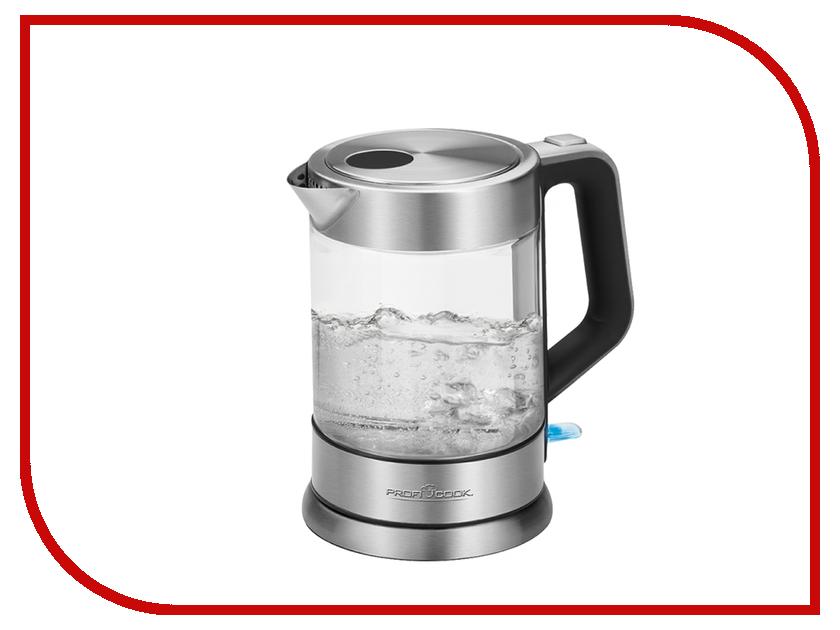 Чайник Profi Cook PC-WKS 1107 G электрический чайник profi cook pc wks 1020 g