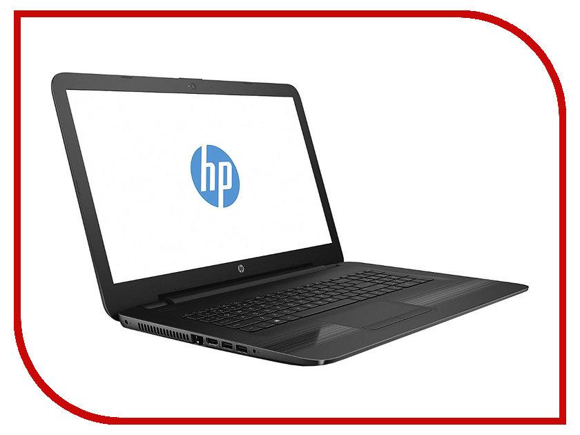 Ноутбук HP 17-y015ur X5C50EA (AMD E2-7110 1.8 GHz/4096Mb/128Gb SSD/Intel HD Graphics/Wi-Fi/Cam/17.3/1600x900/Windows 10 64-bit)<br>