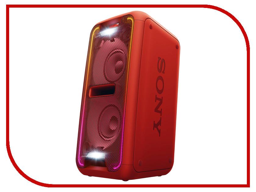 Колонка Sony GTK-XB7 Red