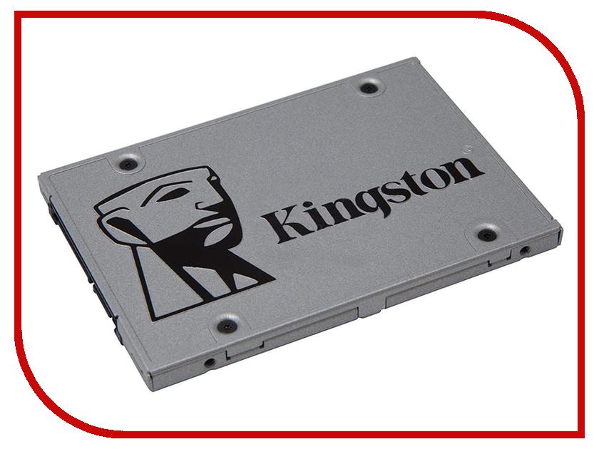 Жесткий диск 960Gb - Kingston UV400 SUV400S37/960G жесткий диск 240gb kingston uv400 suv400s3b7a 240g