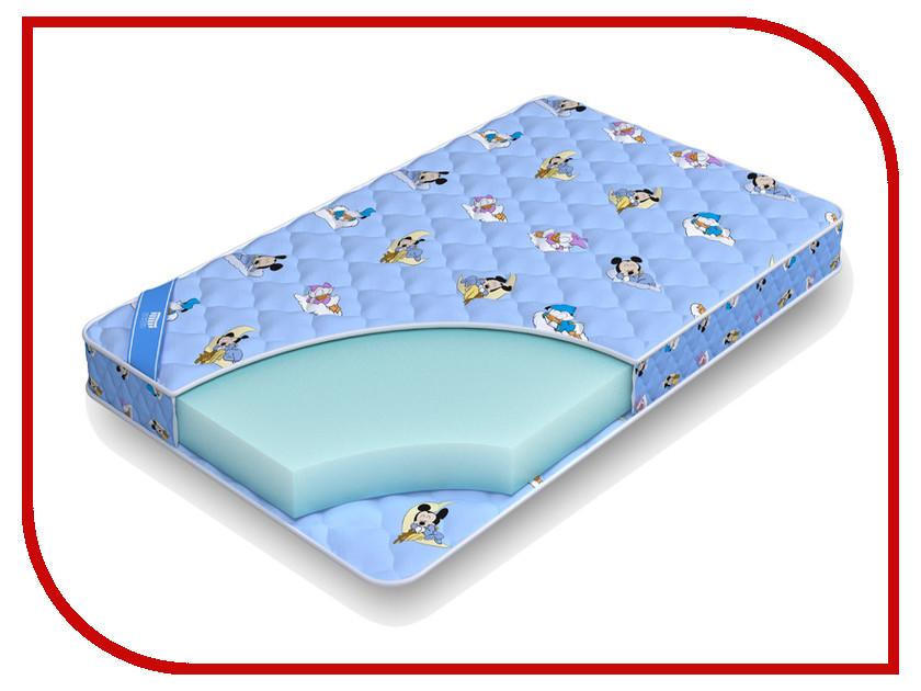 Детский матрас Промтекс-Ориент Biba Стандарт 60x120cm<br>