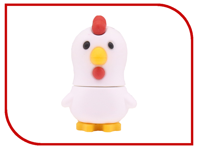 USB Flash Drive 16Gb - Iconik Петух RB-COCK-16GB<br>