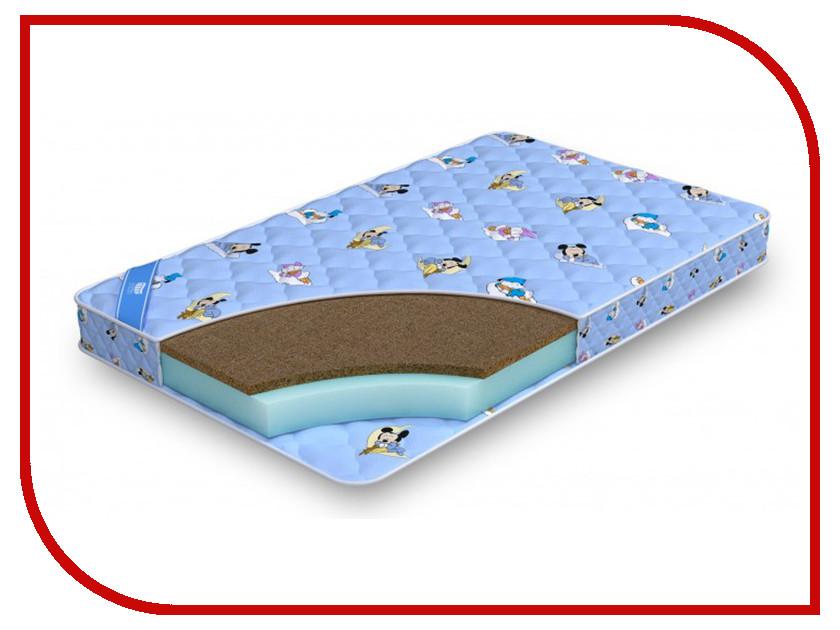 Детский матрас Промтекс-Ориент Biba Стандарт Кокос 60x120cm<br>
