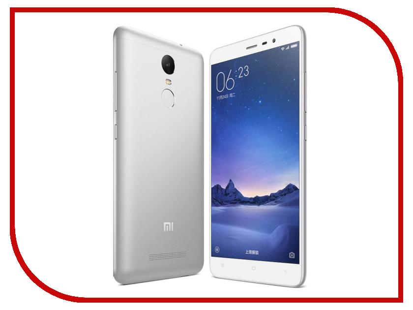 Сотовый телефон Xiaomi Redmi Note 3 Pro 2Gb RAM 16Gb Silver