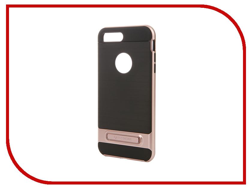 Аксессуар Чехол Verus High Pro Shield для APPLE iPhone 7 Plus Rose Gold 904639<br>